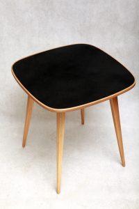 stolik kawowy, retro, vintage, ład, Hanna Lachert, prl, lata 50.
