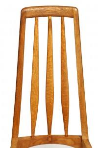 krzesło modern, dania, lata 60.