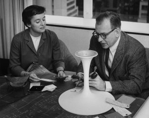 Hans-and-Florence-Knoll