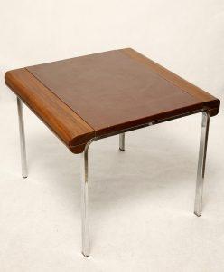 stolik, pomocnik, bauhaus, lata 70.