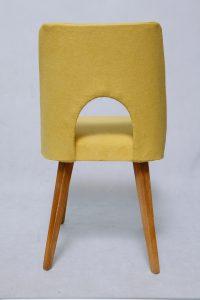 krzesło vintage, Polska lata 70.