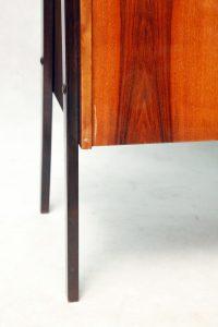 barek, szafka, retro, mid-century modern, prl, vintage, 70s.