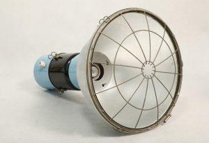 Industrialna lampa przemysłowa OPH-400-001, Polska