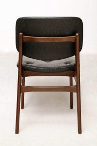duńskie krzesło, mid-century modern, design, lata 60.