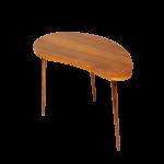 designerski stolik nerka, lata 60.