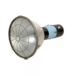 Industrialna lampa przemysłowa OPH-400-001, lata 90.
