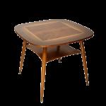 retro stolik kawowy, vintage, lata 60.