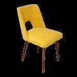 polskie krzesło retro, lata 70.