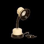 Lampka na biurko, NRD, lata 60.