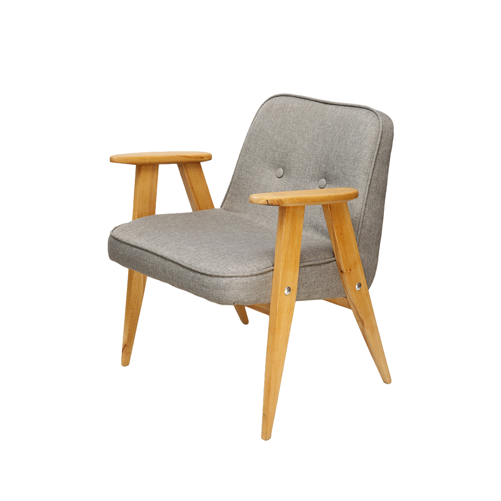 Fotel Chierowski 366 Lata 60 Lata60 Tepl I Wystrój